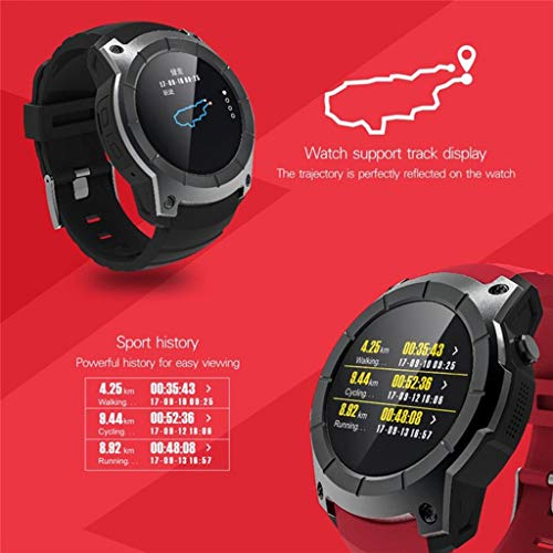 Amazon.com: FAIYIWO S958 Smartwatch GPS Sports Pedometer ...