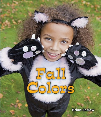 Fall Colors (All About Colors of the Seasons: Guided Reading Level: B)