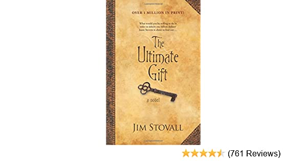 The Ultimate Gift Jim Stovall Pdf