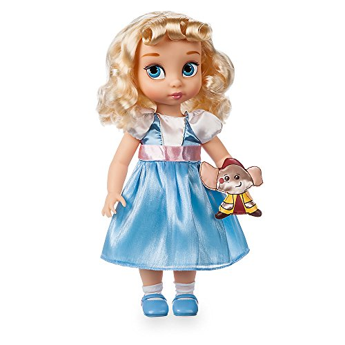 Doll Cinderella Toddler (Disney Animators' Collection Cinderella Doll - 16 Inch)