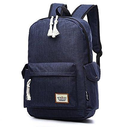 Sac à dos pour ordinateur portable 17 pouces pour 15, 6 '' 16 '' ordinateur portable sac à dos étanche pour hommes et femmes (rose) Aumaric 7071backpack