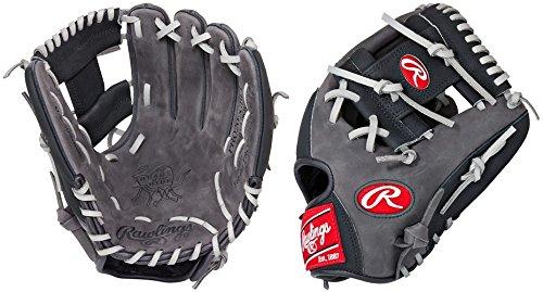 "Rawlings Heart of The Hide Dual Core Series Baseball Gloves, 11.5"""