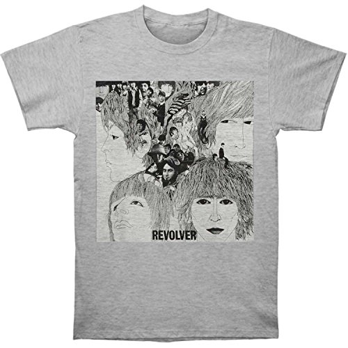 Beatles Men's Revolver T-shirt XX-Large - Short Sleeve Beatles T-shirt
