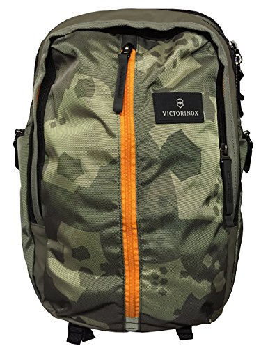 Victorinox Nylon Briefcase - Victorinox Altmont 3.0 Vertical-Zip Laptop Backpack (Green Camouflage)