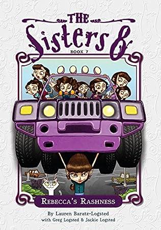 book cover of Rebecca\'s Rashness