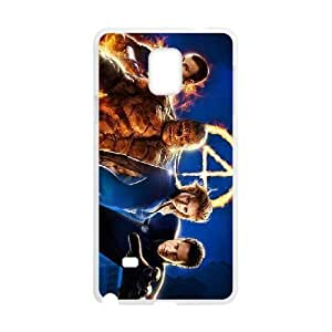 samsung galaxy note4 White Fantastic Four phone case cell phone cases&Gift Holiday&Christmas Gifts NVFL7N8826229