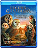 Legend of the Guardians: The Owls of Ga'Hoole / La Légende des gardiens : Le royauame de Ga'Hoole (Bilingual) [Blu-ray]