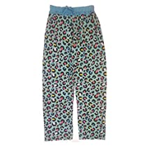 Popular Girl's Print Knit Pajama Pants