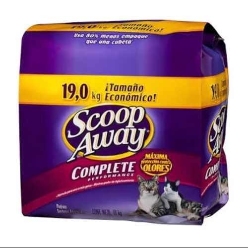 Arena para gato Scoop Away (19.0 kg)