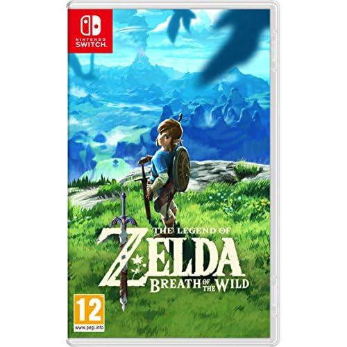 chollos oferta descuentos barato The Legend Of Zelda Breath Of The Wild Edición Estándar