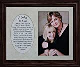 PersonalizedbyJoyceBoyce.com 8x10 MOTHER-IN-LAW ~ Photo & Poetry Frame - Best Reviews Guide