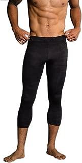 product image for Onzie Hot Yoga Mens Core Capri 504 Black Camo