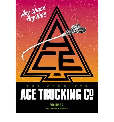 Download The Complete Ace Trucking: v. 2 (Paperback) - Common ebook