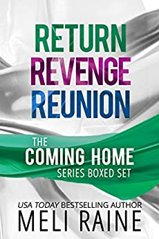 The Coming Home Series Boxed Set by [Raine, Meli]