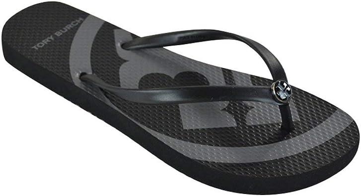 Tory Burch Flip Flop TB Logo Sandals