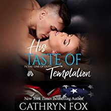 His Taste of Temptation Audiobook by Cathryn Fox Narrated by Cindy Harden