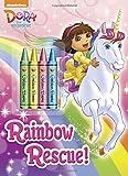 Rainbow Rescue! (Dora the Explorer), Golden Books, 0385374364