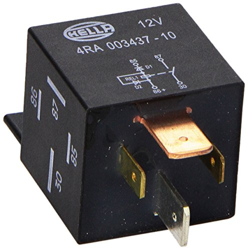 Hella 003437101 70 Amp Heavy Duty Potted SPST Switch with...
