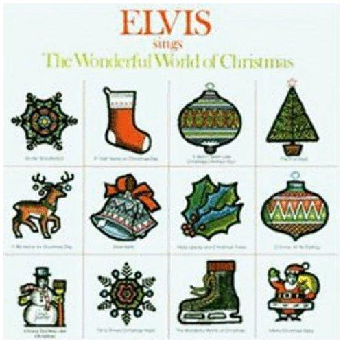 Elvis Sings the Wonderful World of Christmas (Elvis Presley The Wonderful World Of Christmas)