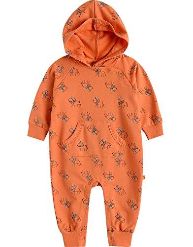 Vaenait Baby 6-24M Infant Clothes Boys Hooded Jumpsuit Rompers Lion King