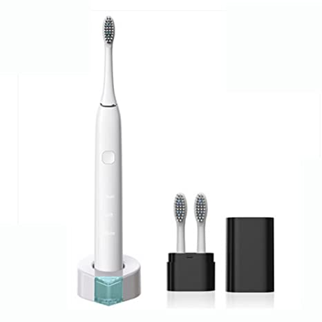 NAN Sonic Electric Toothbrush - Cepillo de dientes automático recargable para adultos (Color : 1