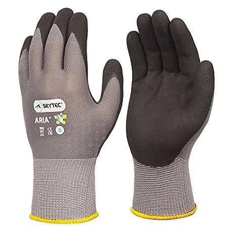 Small Red//Black Skytec Gloves SKY50-S Beta 1 Glove