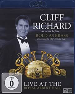 Cliff Richard - Bold As Brass/Live at the Royal Albert Hall [Alemania] [Blu-ray]