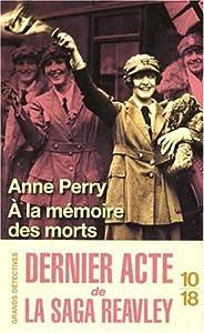 """Afficher """"Aventures de Joseph Reavley (Les)<br /> A la mémoire des morts"""""""