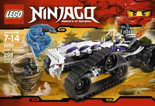 LEGO Ninjago Turbo Shredder 2263 - Buy Online in UAE ...