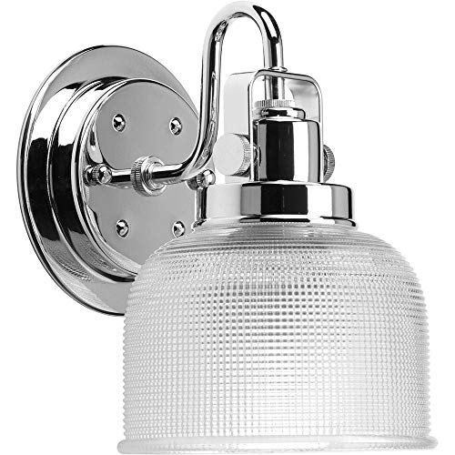 Progress Lighting P2989-15 Med Bath Bracket, 1-100-watt ()