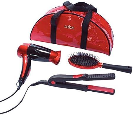 Ardes M350 Negro, Rojo secador - Secador de pelo (Negro, Rojo)