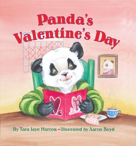 Panda's Valentine's Day (Cuddle & Read)