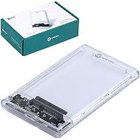 "CASE EXTERNO PARA HD 2.5"" USB 3.0 ACRÍLICO – CH250AA – VINIK"