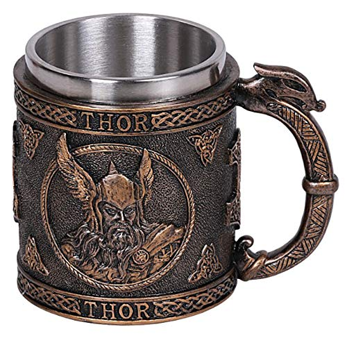 Ebros Gift Norse Mythology Viking God Of Thunder