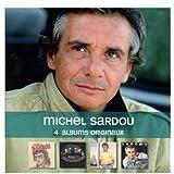 4 Albums Originaux : Michel Sardou