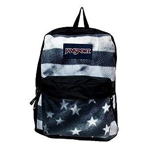 Jansport Superbreak Backpack (Black Tonal USA)