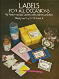 All Occasions Labels, Ed Sibbett, 0486236889