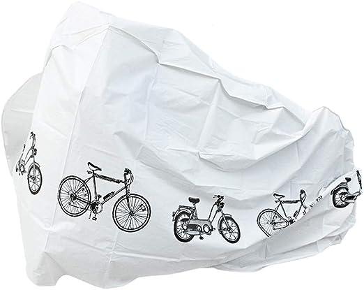 Cubierta, cubierta de bicicleta al aire libre cubierta impermeable ...
