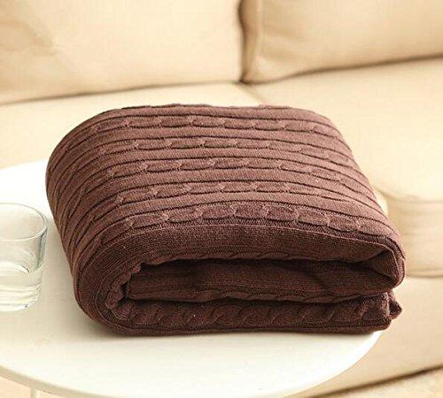 Hdzll Gestrickte Wolldecken Decke Sofa Decken Decken Decken