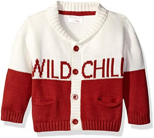 Rosie Pope Baby Boys' Wild Child Cardigan