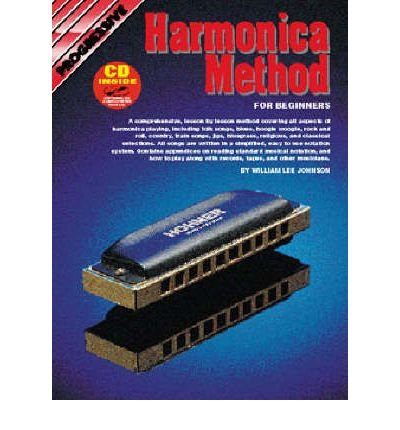 Harmonica Progressive (Progressive Blues Harmonica: CD Pack)