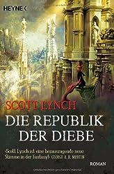 Die Republik der Diebe: Band 3
