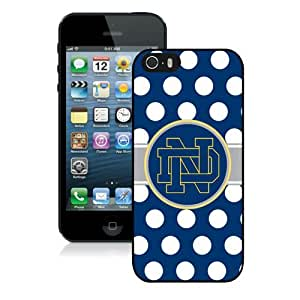 Notre Dame Fighting Irish iPhone 5 5S Case