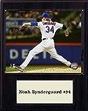 "MLB New York Mets Noah Syndergaard Player Plaque, 12""x15"""