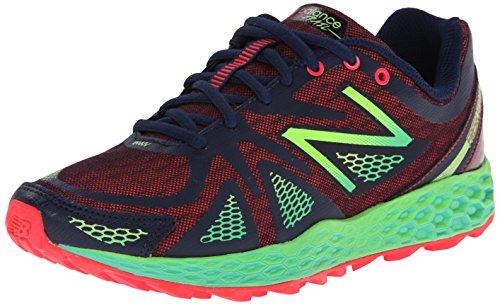 New Balance Women's WT980 Fresh Foam Trail Shoe, Purple/G...