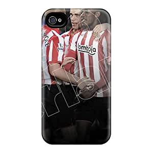 Perfect Fit DqH17509EWRS The Famous Team Sunderland Cases Diy For Iphone 5/5s Case Cover