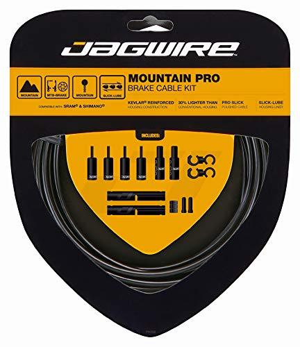 Jagwire Mountain Pro Brake Kit BLACK