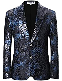 "<span class=""a-offscreen"">[Sponsored]</span>Men's Sports Coat Dinner Jacket Slim Fit Party Suit Blazer"