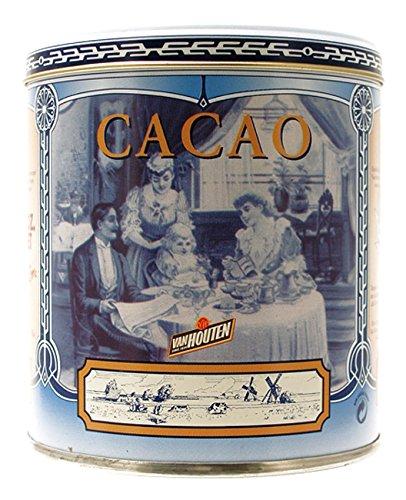 Van Houten Cocoa Powder Blue Tin 250g / 8.8oz