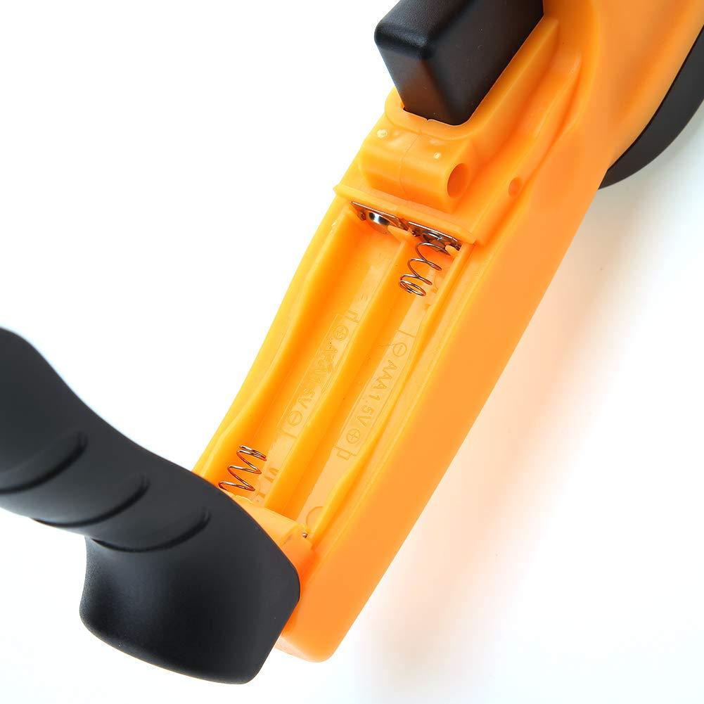 ZHOUXING - Termómetro láser infrarrojo digital con doble pistola ...